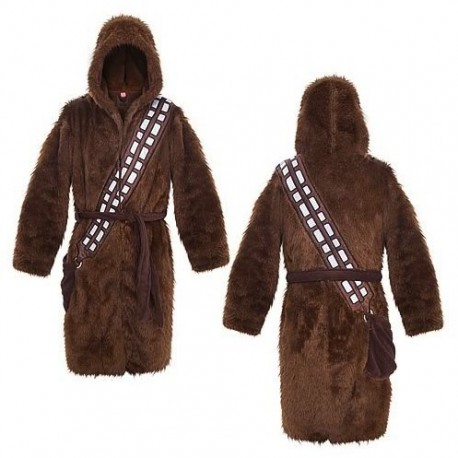 Peignoir Star Wars Chewbacca