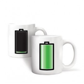Mug Battery Chaud Froid