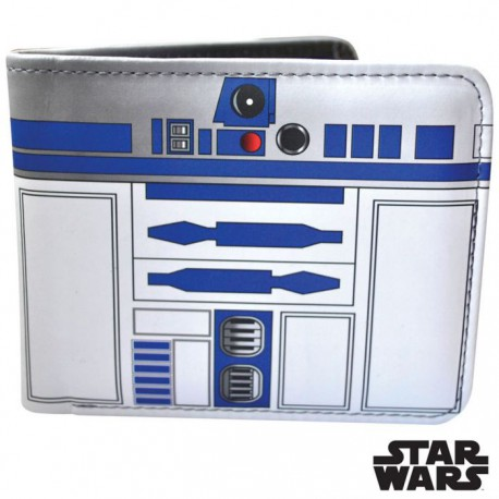 Portefeuille Star Wars R2-D2