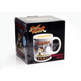 Mug street fighter : Hadoken