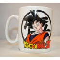Mug Dragon Ball Z Goku ou Super Sayan
