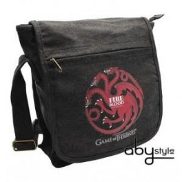 Sac besace Targaryen Game of Thrones petit format