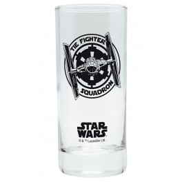 Verre Star Wars Tie-fighter