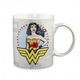 Mug Wonder Woman version BD