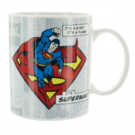 Mug Superman BD Comics