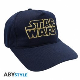 Star Wars casquette baseball Golden Logo