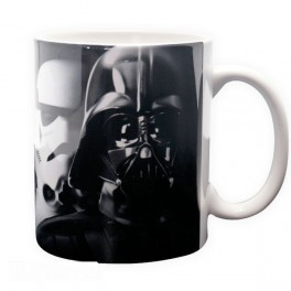 Mug Star Wars Dark Vador et Troopers