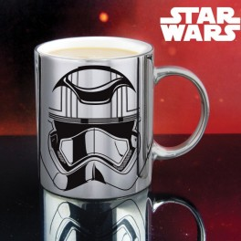 Mug chromé Captain Phasma Star Wars Episode 7