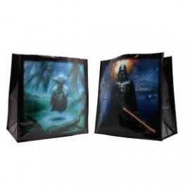 Sac shopping Dark vador et Yoda Star Wars