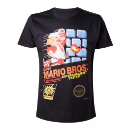 T-Shirt Super Mario Brother