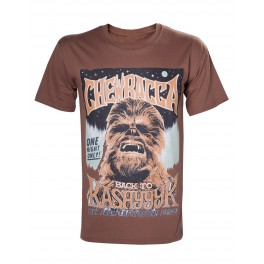 T-shirt Star Wars Chewbacca