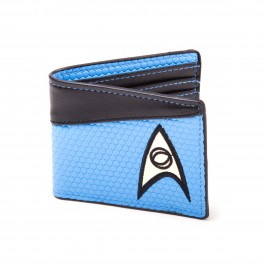 Porte feuille Star Trek Science logo