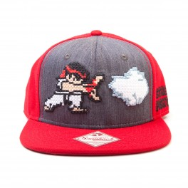 Casquette Street Fighter