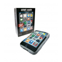Coussin microfibre Iphone