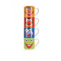 Tasses empilables Muppets