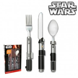Couvert de table sabre laser Star wars