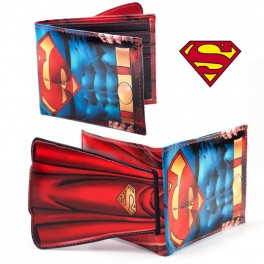 Portefeuille Superman Comics