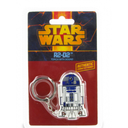 Porte-clé Mr Patate star wars R2D2 5cm