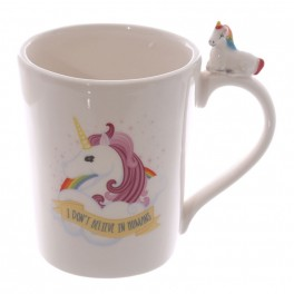 TASSE LICORNE - I DON'T BELIEVE IN HUMANS
