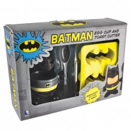 Coquetier Batman (le kit complet)