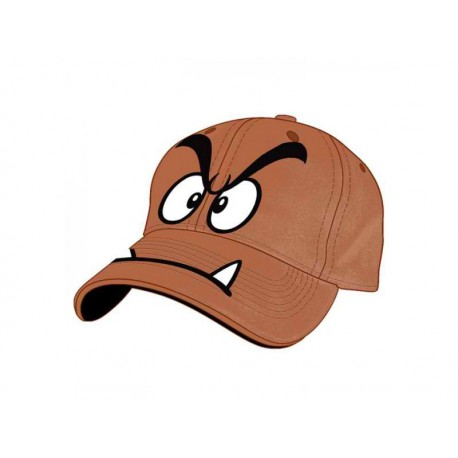 Super Mario Bros. casquette ´Wide Bill´ Goomba